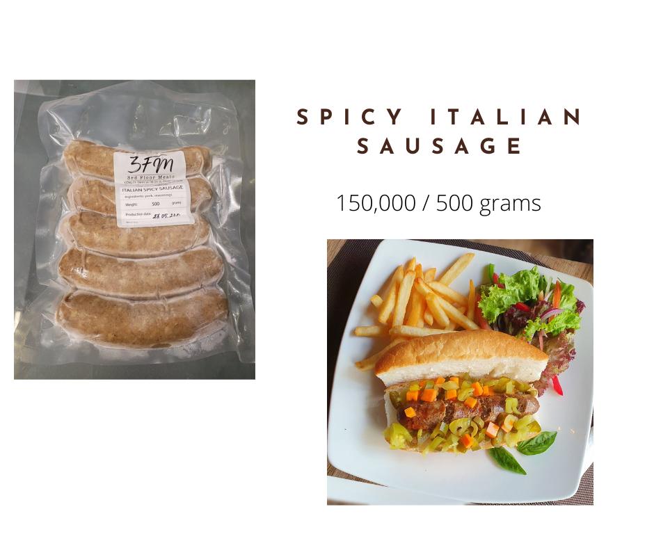spicy italian